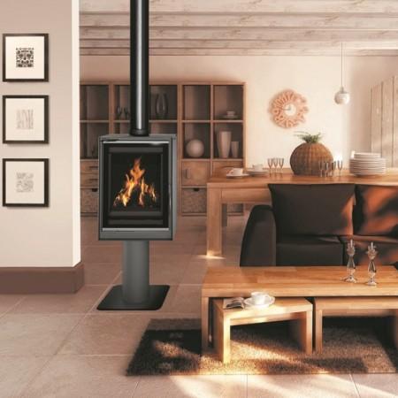 po le a bois sur pied po le bois design brisach. Black Bedroom Furniture Sets. Home Design Ideas